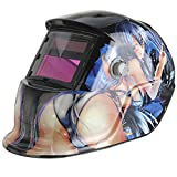 LEXPON Welding Helmet Automatic LPAS27 Solar Welding Shield Adjustable Grinding ARC TIG MIG
