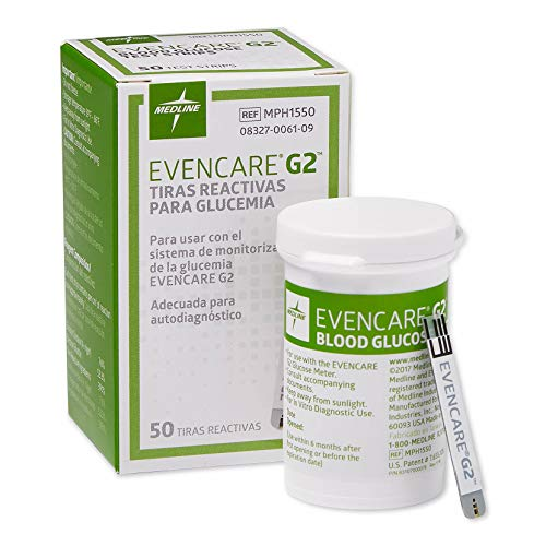 Top 10 Best blood glucose testing strips Reviews
