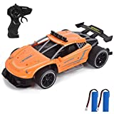 Drift RC Cars, 1/18 Scale Remote Control Car, 2.4Ghz High Speed Racing Sport Car, Electric Toy Car Best Xmas Gifts Birthday Gift for All Adults & Kids (5618-6)