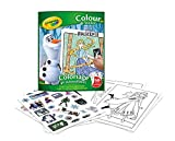 Crayola Frozen 2 Coloring Pages & Sticker Book, Gift for Kids, Ages 3, 4, 5, 6