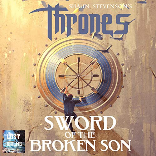 Sword of the Broken Son audiobook cover art