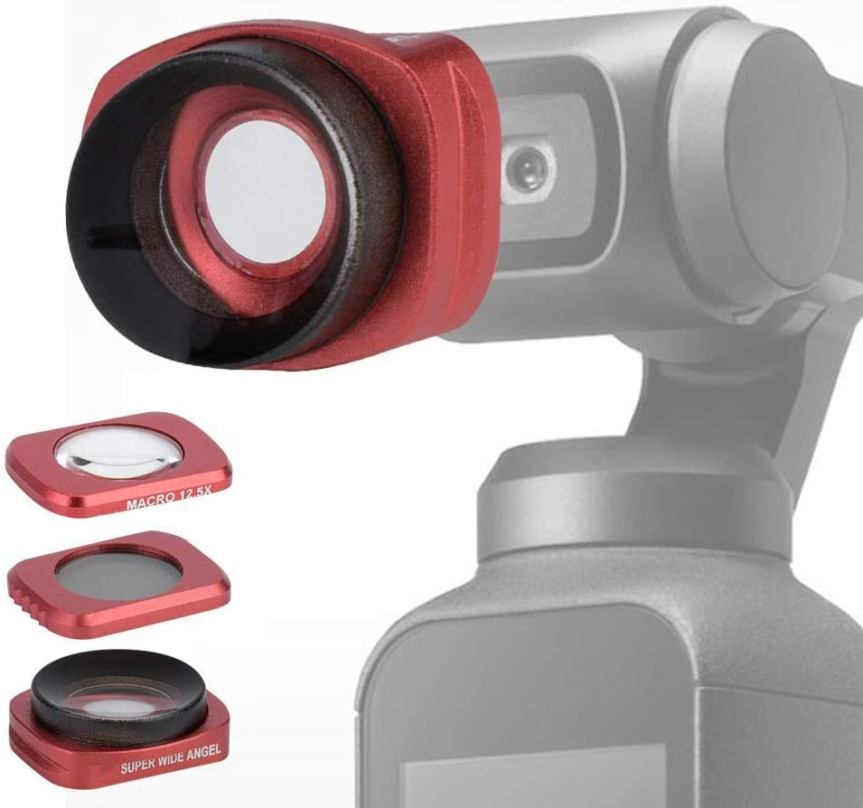 Camera Max 68% OFF Filter Set Wide Angle + Micro Ki CPL 67% OFF of fixed price 12.5X Lens
