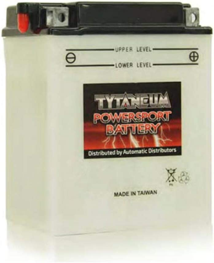 Ranking TOP2 TYTANEUM High Performance Flooded Battery Cheap super special price Wi Compatible YB16CL-B