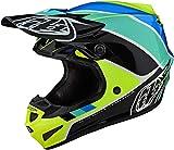 Troy Lee Designs 109670002 - Casco de moto Se4 Polyacrylite