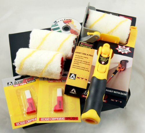 Accubrush XT Paint Edger Jumbo Kit with Video