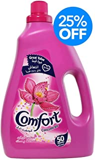 Comfort Concentrated Fabric Softener Orchid & Musk, 2 litres