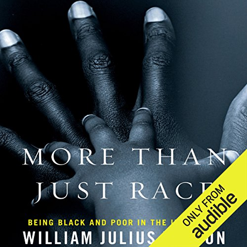 More Than Just Race audiobook cover art