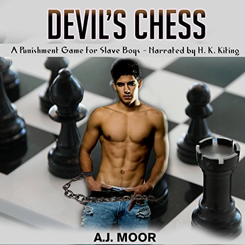 Devil's Chess audiobook cover art