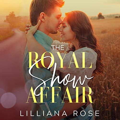 The Royal Show Affair audiobook cover art