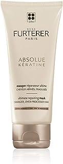 Rene Furterer Absolue Kratine Renewal Care Ultimate Repairing Mask for damaged hair - for Fine to Medium Hair, 100 ml