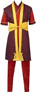 zuko cosplay costume