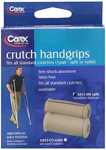 Carex Health Brands Carex Crutch Handgrips Split