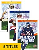 NFL's Greatest Players (Set of 5)
