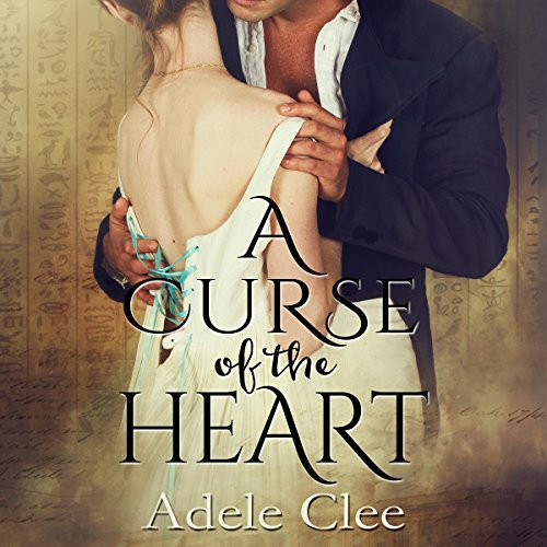 A Curse of the Heart audiobook cover art