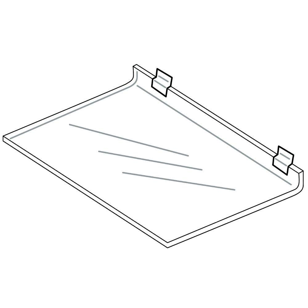 New product type Slatwall Shelf 16