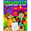 Halloween Coloring Book for Kids: Halloween Pirates Costume Party Colouring Book for Boys and Girls Ages 5 & Up - Featuring Fun Spooky Cartoon Characters with Funny Skeletons, Creepy Skulls, Mysterious Haunted Houses, Scary Monsters, Autumn Scenes