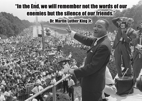 Martin Luther King jr, SCHWARZ icon - 7 - motivational - berühmtem Spruch Zitate - A3 poster, Druck, Bild