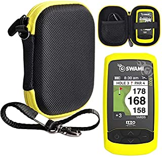 Golf Course GPS Case for Golf GPS, Specially Designed for IZZO Swami 6000 Golf GPS, and Swami 4000, 4000+, 5000 Golf GPS R...