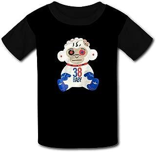 NBA Young-boy Fashionable Teenagers, Boys and Girls T-Shirts