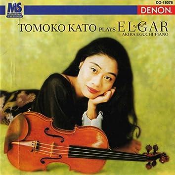Tomoko Kato: Plays Elgar