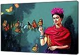 JASONNHZ Leinwanddruck Und Poster, Frida Kahlo Und
