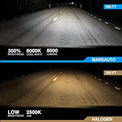 Marsauto 9005 LED Bulb
