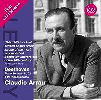 クラウディオ・アラウ ベートーヴェン:ピアノ・ソナタ集