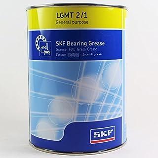 Cartucho SKF LGMT 2/1, de grasa multiuso, 1 kg, para rodamientos de rodillo
