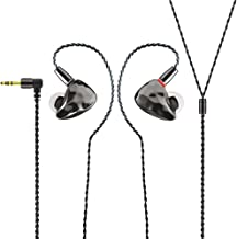 ikko OH10 1BA + 1 Dynamic Driver 2-Way Hybrid 2Pin 0.78mm Detachable HiFi in-Ear Earphone IEMs
