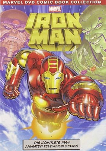 Marvel Iron Man: Complete Animated Series (3pc) [DVD] [Region 1] [NTSC] [US Import]