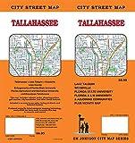 Tallahassee, Florida Street Map
