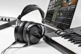 Audeze LCD-XC Over Ear Closed Back Headphone, Carbon Weave earcups with Suspension Headband, Creator Edition - no Travel case