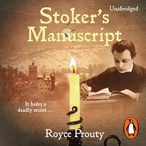 Stoker's Manuscript audiobook cover art