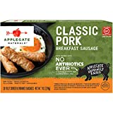 Applegate, Natural Classic Pork Breakfast Sausage, 7oz (Frozen)