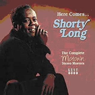 shorty long motown