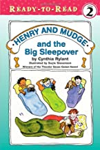 Henry and Mudge and the Big Sleepover: The Twenty-Seventh Book of Their Adventures