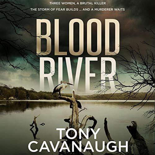 Blood River audiobook cover art