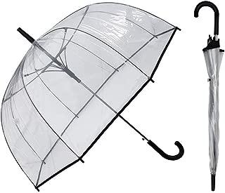 giant clear umbrella