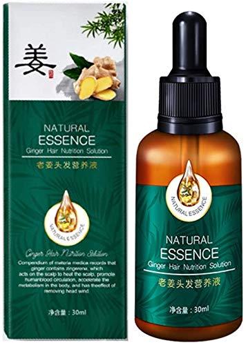1 BOTTLE Rapid Growth Hair Treatment (30ml) Ginger Germinal Oil
