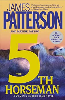 Paperback The 5th Horseman (Women's Murder Club, 5) Book
