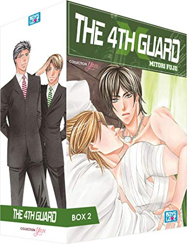 The 4th Guard - Tomes 4 et 5 + Hors série - Pack Mangas (Livres)