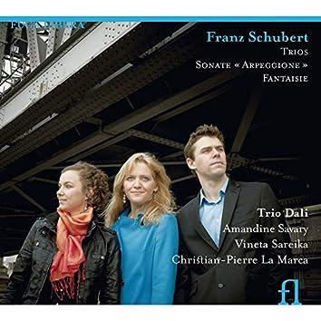 """Schubert: Trios, Sonate """"Arpeggione"""" & Fantaisie"""