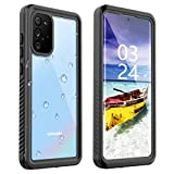 Nineasy Samsung Galaxy S20 Waterproof Case,S20 5G Case With