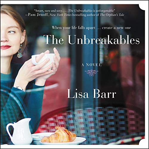 The Unbreakables audiobook cover art