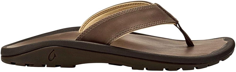 OLUKAI Men's 'Ohana 'ILI Sandals