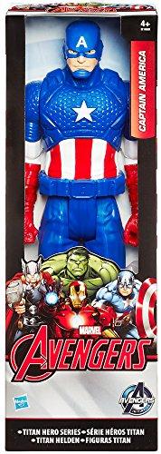 Avengers - B1669es00 - Figurine Animation - Captain America
