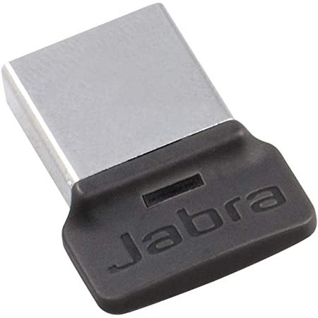 Jabra Link 370 Usb A Bluetooth Adapter Ms For Jabra Headsets 30 Metre Wireless Range Optimised For Microsoft Black Mp3 Hifi