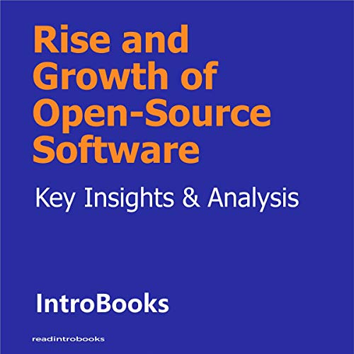 Rise and Growth of Open-Source Software cover art