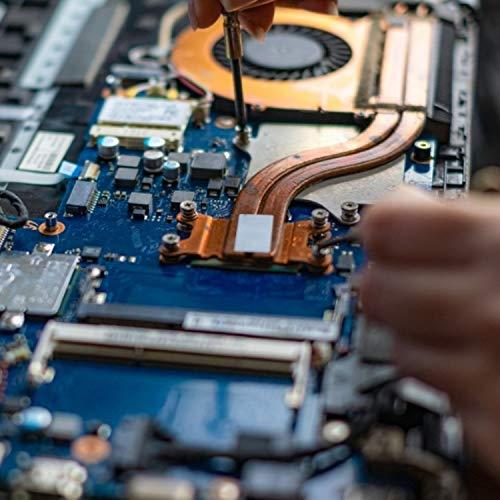 WEKON 355 Stück Schrauben-Set für Laptop Reparatur, Notebook, Computer, für IBM, HP, Dell, Samsung, Sony, Toshiba, Gateway, Acer, Lenovo