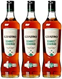 Guajiro Ronmiel de Canarias Flavoured (3 x 1 l)